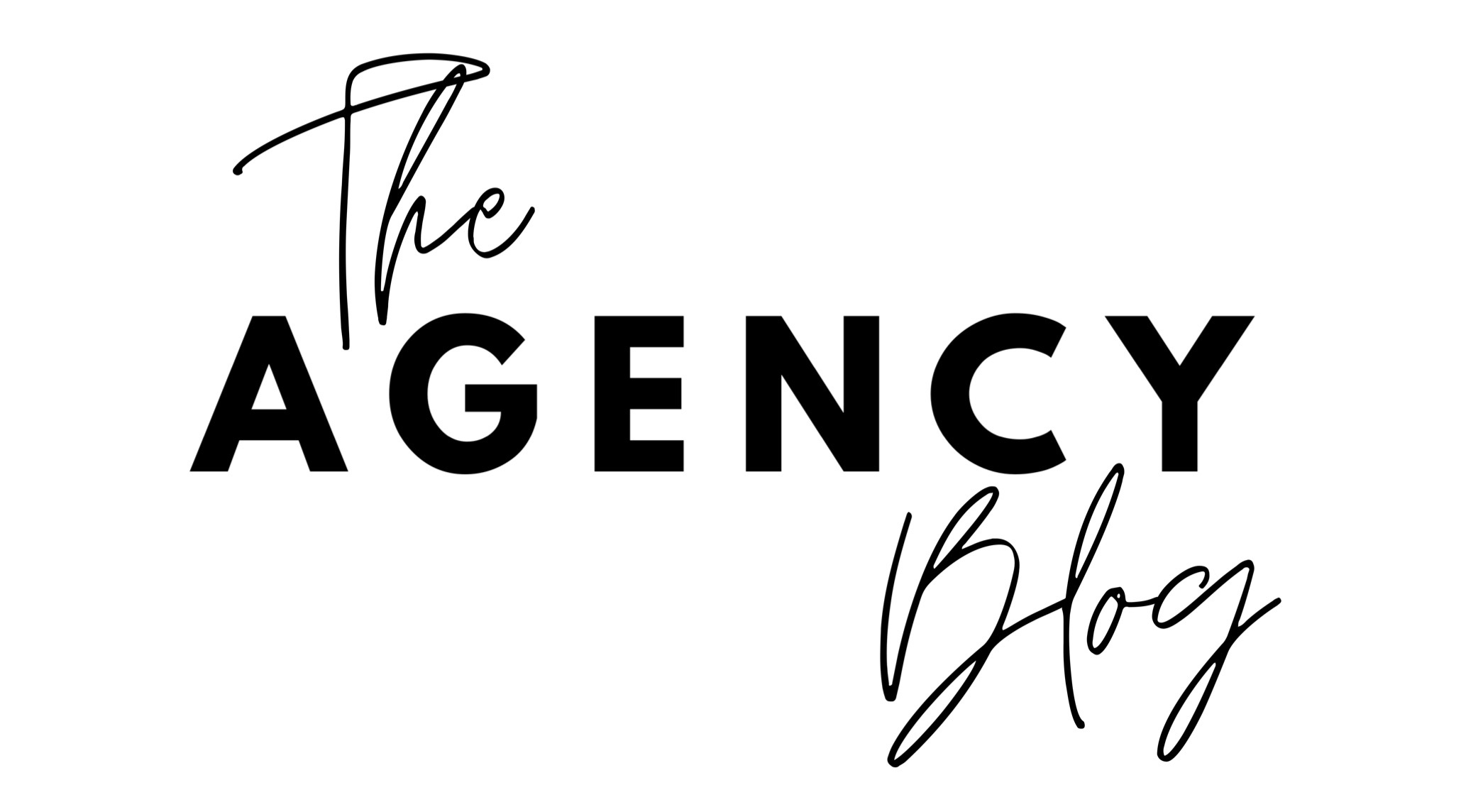 THE AGENCY BLOG® | A Lifestyle Blog & Brand by Karen Gill |